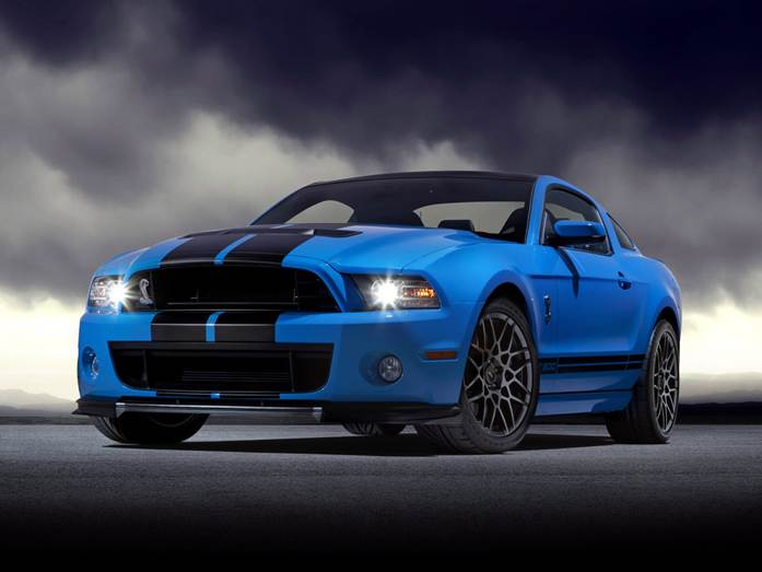 2013 Shelby GT-500